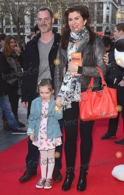 Amanda Lamb Photo - London UK  Amanda Lamb and family at the VIP Gala screening of MR Peabody  Sherman 3D at Vue West End Leicester Square London 1st February 2014 RefLMK392-40546-020214 Vivienne VincentLandmark MediaWWWLMKMEDIACOM