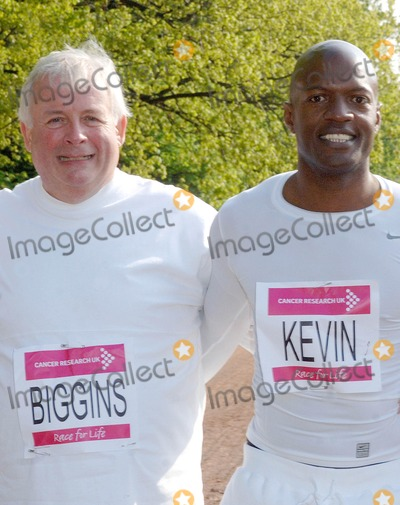 Christopher Biggins Photo - London UK Christopher Biggins and Jade Goodys close friend Kevin Adams lead 15 men in womens high heels in Londons Regents Park in a walk of empathy in support of Cancer Research UKs Race for Life 2009 series 16 April 2009Ali KadinskyLandmark Media