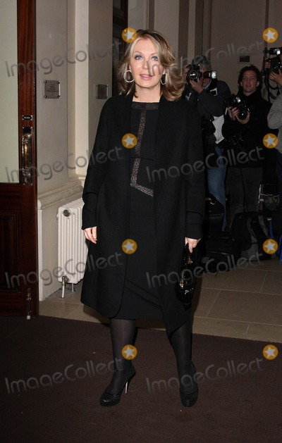 Kirsty Young Photo - London UK Kirsty Young at the Evening Standard Theatre Awards held at the Royal Opera House in Covent Garden23 November 2009Keith MayhewLandmark Media