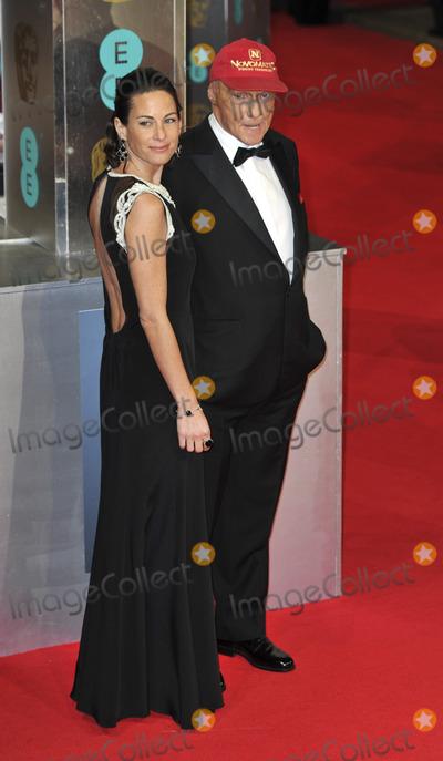 Niki Lauda Photo - London UK Niki Lauda at the EE British Academy Film Awards 2014 at The Royal Opera House on February 16 2014 in London England  Ref LMK386-47681-180214Gary MitchellLandmark Media WWWLMKMEDIACOM