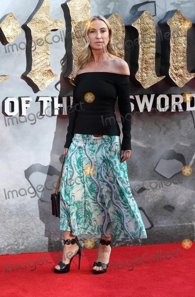 Meg Matthews Photo - London UK Meg Matthews at  King Arthur Legend of the Sword - European film premiere at the Cineworld Empire Leicester Square London on May 10th 2017  Ref LMK73-J287-110517Keith MathewlLandmark MediaWWWLMKMEDIACOM