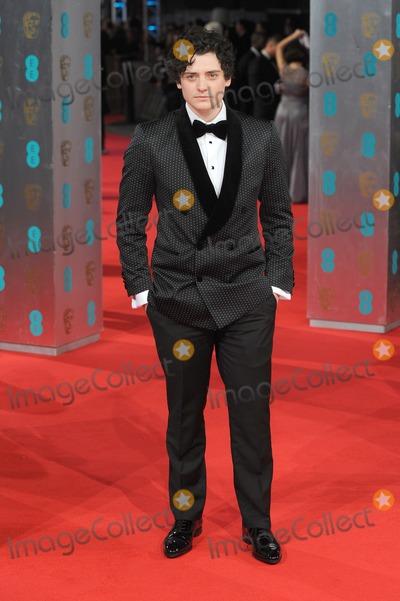 Aneurin Barnard Photo - London UK Aneurin Barnard at the EE British Academy Film Awards 2014 (BAFTAS) - Red Carpet Arrivals at the Royal Opera House Covent Garden London 16th February 2014Ref LMK200-47676-170214Landmark MediaWWWLMKMEDIACOM