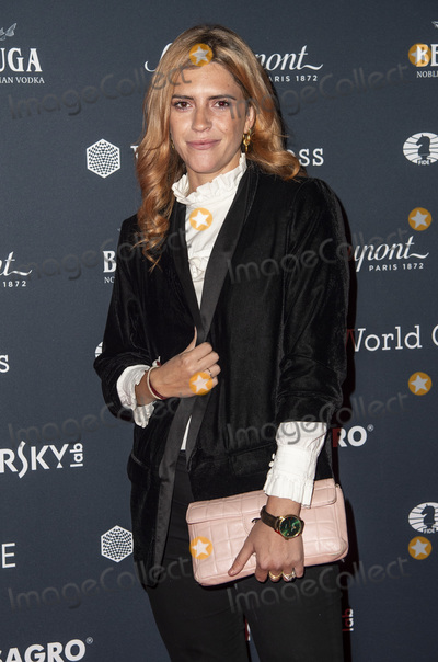 Annabelle Simpson Photo - London UK  Annabelle Simpson at the FIDE World Chess Championship Gala Opening VA London on November 8 2018 in London EnglandRef LMK386-J2917-091118Gary MitchellLandmark MediaWWWLMKMEDIACOM