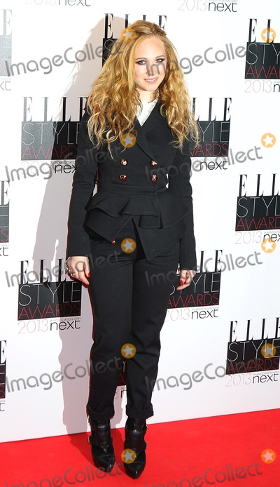 Juno Temple Photo - London UK   110213 Juno Temple at the Elle Style Awards Arrivals held at the Savoy Hotel London11 February 2013 Rf J AdamsLandmark Media