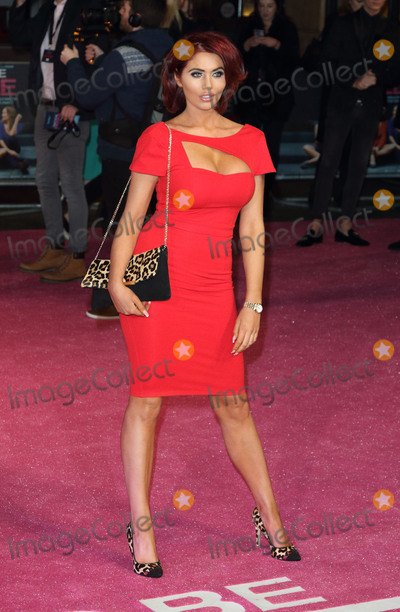 Amy Childs Photo - London UK Amy Childs at the UK Premiere of How To Be Single at Vue West End Leicester Square London on Tuesday 9 February 2016Ref LMK73 -58834-100216KEITH MAYHEWLandmark Media WWWLMKMEDIACOM