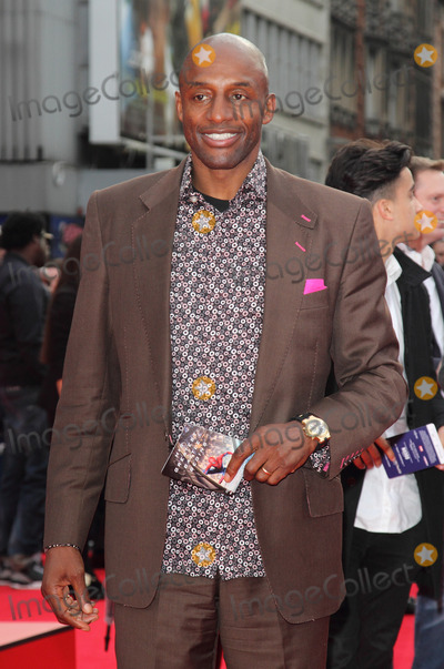 John Fashanu Photo - London UK John Fashanu  at the The Amazing Spider-Man 2 World Premiere at the Odeon Leicester Square London 10th April  2014 RefLMK73-48129-110414Keith MayhewLandmark MediaWWWLMKMEDIACOM