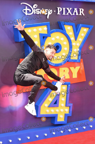 Billy Wingrove Photo - London UK Billy Wingrove at The European Premiere of Toy Story 4 held at Odeon Leicester Square London on Sunday 16 June 2019  Ref LMK392-J5060-170619Vivienne VincentLandmark Media WWWLMKMEDIACOM