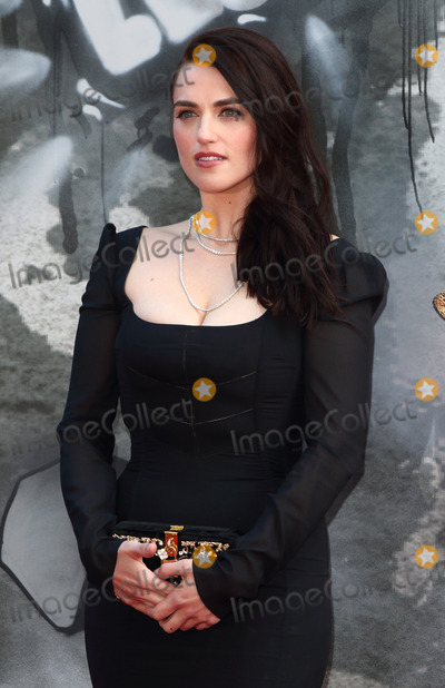 The Sword Photo - London UK Katie McGrath at  King Arthur Legend of the Sword - European film premiere at the Cineworld Empire Leicester Square London on May 10th 2017  Ref LMK73-J287-110517Keith MathewlLandmark MediaWWWLMKMEDIACOM