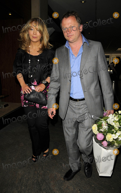 Kirsty Young Photo - London UK Kirsty Young and guest at the O2 Silver Clef Awards held at the Park Lane Hilton Hotel in London England 4th July 2008Can NguyenLandmark Media