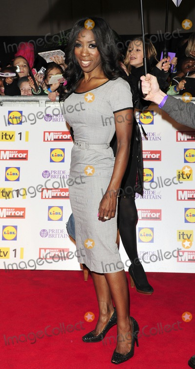 Heather Small Photo - London UK Heather Small at the Pride Of Britain awards at Grosvenor House 29th October 2012SydLandmark Media