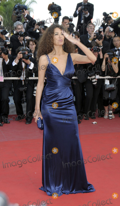 Afef Photo - Cannes France Afef Jnifen at the Inglourious Basterds Premiere during the 62nd Annual Cannes Film Festival  at the Grand Theatre Lumiere 20th April 2009 SydLandmark Media