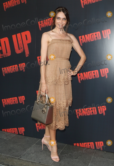 Anna Danshina Photo - London UK Anna Danshina at the Fanged Up UK Premiere at Prince Charles Cinema 25 July 2018RefLMK73-S1560-260718Keith MayhewLandmark MediaWWWLMKMEDIACOM