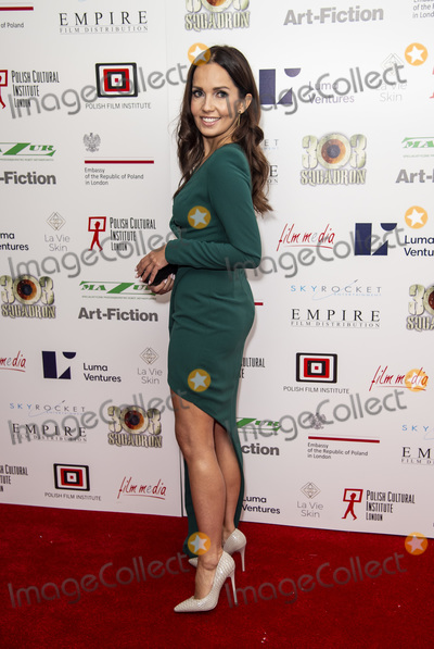 Anna Prus Photo - London UK  Anna Prus attends the UK premiere of 303 Squadron at the Science Museum on November 8 2018 in London EnglandRef LMK386-J2918-091118Gary MitchellLandmark MediaWWWLMKMEDIACOM