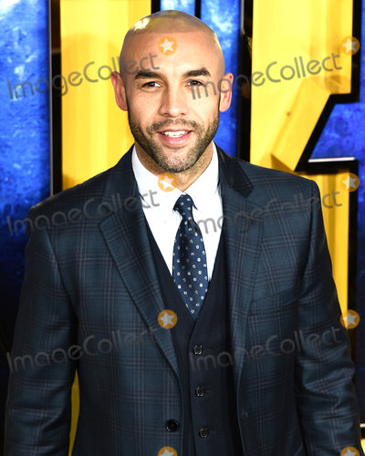 Alex Beresford Photo - London UK Alex Beresford  at The European Premiere of Black Panther held at Eventim Apollo Hammersmith London on Thursday 8 February 2018Ref LMK392 -J1536-090218Vivienne VincentLandmark Media WWWLMKMEDIACOM