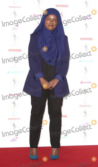 Nadiya Hussain Photo - London UK Nadiya Hussain at  the Women of the Year lunch and awards at InterContinental Park Lane Hotel on October 19 2015 in London Ref LMK73-58361-201015Keith MayhewLandmark Media WWWLMKMEDIACOM