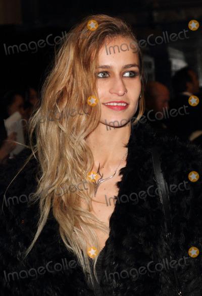 Alice Dellal Photo - London UK  Alice Dellal at the  British Fashion Awards  Outside arrivals at the Savoy Hotel The Strand London 27th November 2012 Keith MayhewLandmark Media