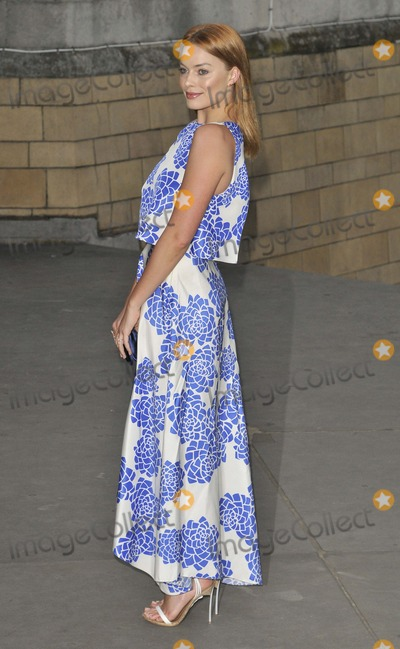 Margot Robbie Photo - London UK Margot Robbie at the One For The Boys Charity Ball London Colllections  Men ss 2015 Natural History Museum Cromwell Rd on Sunday June 15 2014 in London England UKRef LMK315-48833-160614Can NguyenLandmark Media WWWLMKMEDIACOM