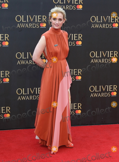 Anne-Marie Duff Photo - London UK Anne Marie Duff at The Olivier Awards 2018 at the Royal Albert Hall Kensington Gore London on Sunday 08 April 2018Ref LMK73-J1865-090418Keith MayhewLandmark MediaWWWLMKMEDIACOM