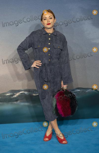 Arielle Free Photo - London UK   Arielle Free  at the World Premiere of Aquaman at Cineworld Leicester Square on November 26 2018 in London EnglandRef LMK386-J3028-271118Gary MitchellLandmark MediaWWWLMKMEDIACOM