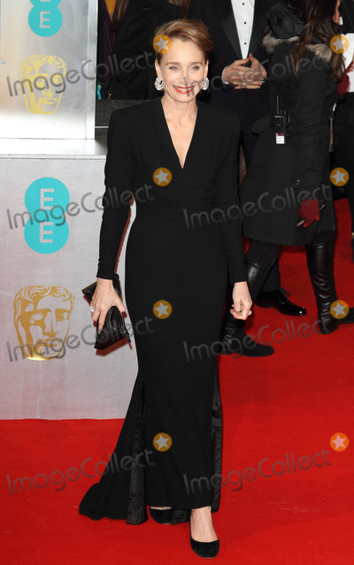 Kristin Scott Thomas Photo - London UK Kristin Scott Thomas   at the EE BAFTA British Academy Film Awards Red Carpet Arrivals at the Royal Opera House Covent Garden London 8th February  2015 RefLMK73-50550-090215Keith MayhewLandmark MediaWWWLMKMEDIACOM