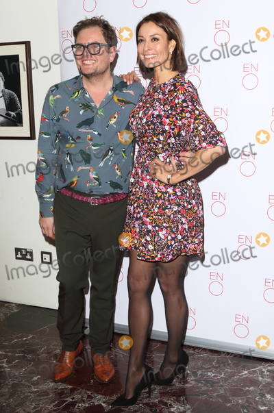Alan Carr Photo - London UK Alan Carr and Melanie Sykes at The La Boheme Press Night at The Coliseum London on 29th January 2019Ref LMK73-J4280-300119Keith MayhewLandmark Media WWWLMKMEDIACOM