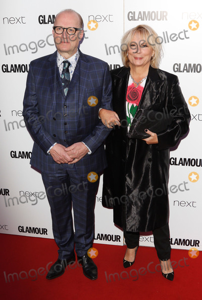 Adrian Edmondson Photo - London UK Adrian Edmondson and Jennifer Saunders at Glamour Women Of The Year Awards at Berkeley Square Gardens London on June 6th 2017Ref LMK73-J417-070617Keith MayhewLandmark Media WWWLMKMEDIACOM