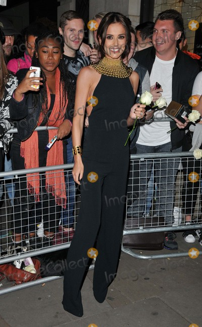 Aqua Photo - London UK Cheryl Fernandez-Versini at the Storm Flower Noir by Cheryl Fernandez-Versini second fragrance launch party Aqua Argyll Street London England UK on Tuesday 18 August 2015 Ref  LMK315-51817-190815Can NguyenLandmark Media WWWLMKMEDIACOM