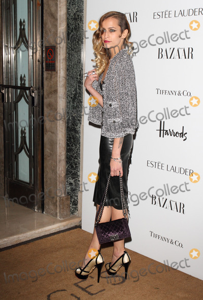 Alice Dellal Photo - London UK Alice Dellal at the Harpers Bazaar Woman of the Year Awards held at Claridges Hotel 31st October 2012Keith MayhewLandmark Media