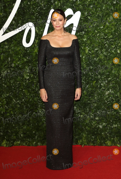 Rush Photo - London UK Caroline Rush at the Fashion Awards 2019 at Royal Albert Hall London December 2nd 2019 Ref LMK73-J5891-031219Keith MayhewLandmark MediaWWWLMKMEDIACOM