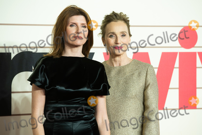 Kristin Scott Thomas Photo - LondonUK Sharon Horgan and Kristin Scott Thomas  at the UK Premiere of Military Wives at Cineworld Leicester Square London 24th February 2020 RefLMK370-S2926-240220Justin NgLandmark MediaWWWLMKMEDIACOM