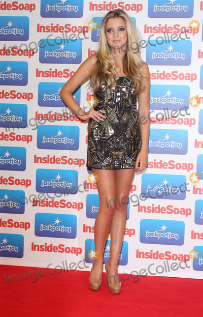 Alice Barlow Photo - London UK  Alice Barlow at Inside Soap Awards at Gilgamesh Camden 26th September  2011Keith Mayhew  Landmark Media