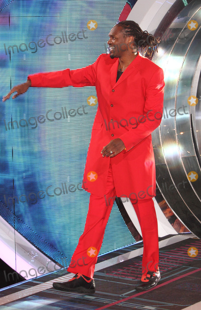 Audley Harrison Photo - Elstree Herts UK  Audley HarrisonCelebrity Big Brother Launch Night at Elstree Studios Hertfordshire 18th August  2014RefLMK73-49369-190814Keith MayhewLandmark MediaWWWLMKMEDIACOM