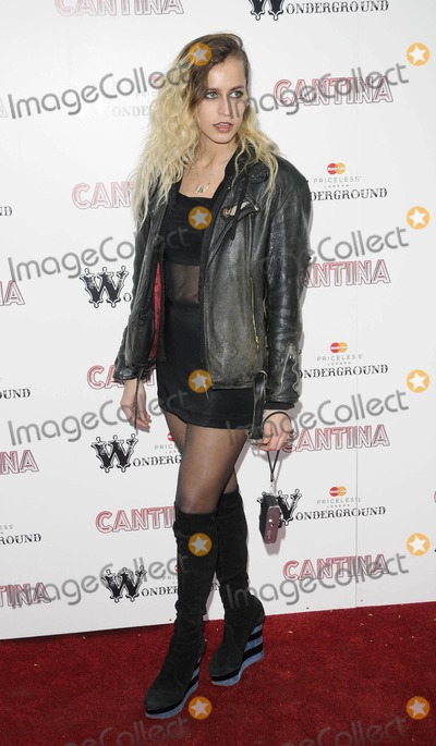 Alice Dellal Photo - London UK Alice Dellal at the Cantina press night a mix of vaudeville and circus Priceless London Wonderground Jubilee Gardens 21st May 2012Can NguyenLandmark Media