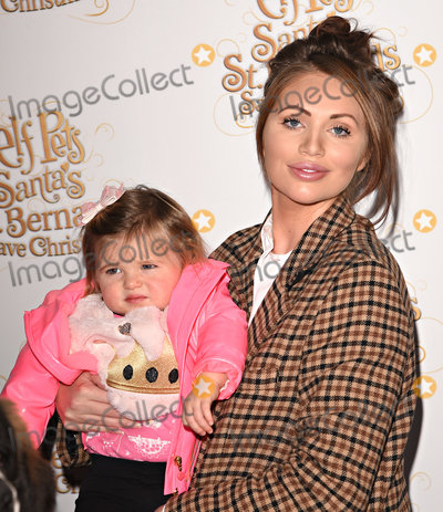 Amy Childs Photo - London UK  Amy Childs Polly at a dog friendly screening of Elf Pets Santas StBernards Save Christmas held at Picturehouse Central Shaftsbury Avenue London on Sunday 4 November 2018Ref LMK392-1718-041118Vivienne VincentLandmark Media WWWLMKMEDIACOM