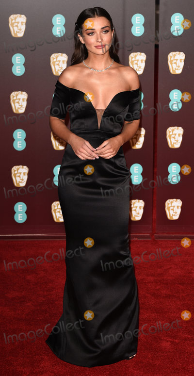 Amy Jackson Photo - London UK Amy Jackson at The EE British Academy Film Awards held at The Royal Albert Hall on Sunday 18 February 2018 Ref LMK392 -J1596-190218Vivienne VincentLandmark Media WWWLMKMEDIACOM