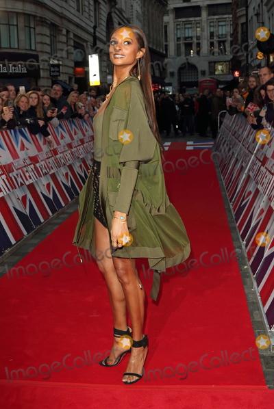 Alesha Dixon Photo - London UK  Alesha Dixon at  Britains Got Talent Judges Photocall on the Red Carpet at the London Palladium London on Sunday January 28th 2018Ref LMK73-J1469-290118Keith MayhewLandmark MediaWWWLMKMEDIACOM