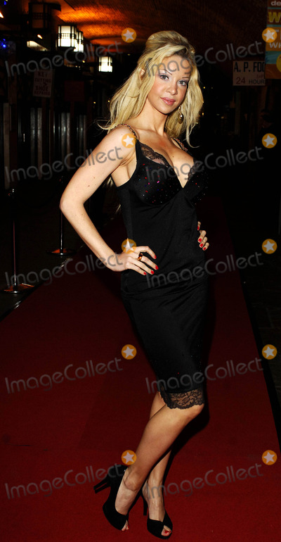 Alicia Duval Photo - London UK Alicia Duvall attends the press night for Make Me A Song at the New Players Theatre in London 6th March 2008Ali KadinskyLandmark Media