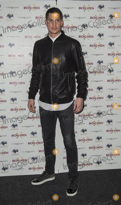 Genesis Photo - London UK Raphael Spiegel  at  the UK Premiere of Iron Men at the Mile End Genesis Cinema on March 2nd 2017 in London EnglandRef LMK386-63058-030317Gary MitchellLandmark Media WWWLMKMEDIACOM