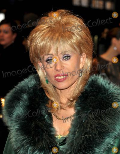Sally Farmiloe Photo - London UK Sally Farmiloe at the Royal Gala Performance of Bunch of Amateurs at the Odeon in Leicester Square London 17th November 2008SydLandmark Media