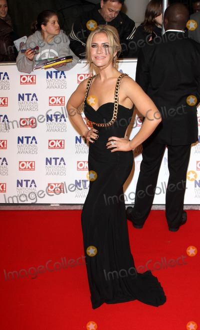 Heidi Range Photo - London UK Heidi Range at the red carpet arrivals for the National Television Awards the O2 Arena London 25th January 2012Keith MayhewLandmark Media