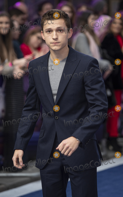 Gary Mitchell Photo - London UK Tom Holland at the Onward UK Premiere at The Curzon Mayfair on February 23 2020 in London EnglandRef LMK386-J6267-250220Gary MitchellLandmark MediaWWWLMKMEDIACOM