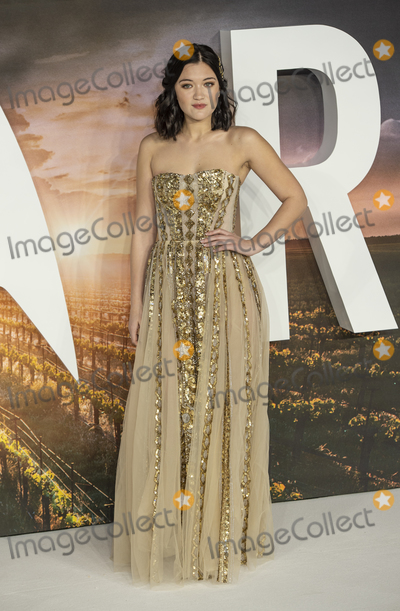 Gary Mitchell Photo - London UK  Isa Briones at the European Premiere of Amazon Original Star Trek Picard at Odeon Luxe Leicester Square on January 15 2020 in London EnglandRef LMK386-J6033-160120Gary MitchellLandmark MediaWWWLMKMEDIACOM