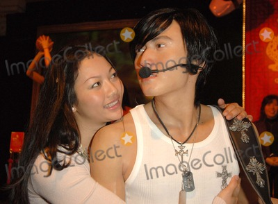 Nicholas Tse Photo - London To celebrate Chinese New Year 2006 The Year of the Dog Madame Tussauds launched a special attraction to showcase some of the new colourful and exotic wax figures being created for Madame Tussauds Shanghai due to open in Summer 2006Nicholas Tse singer and actor12 January 2006Ali KadinskyLandmark Media