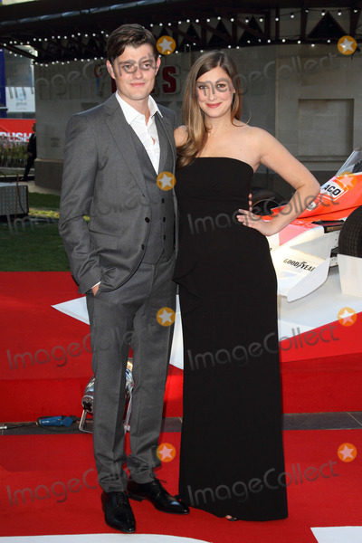 Alexandra Maria Lara Photo - London UK Sam Riley and Alexandra Maria Lara  at the World Premiere of  Rush  at the Odeon Leicester Square London  2nd September 2013 RefLMK73-45134-030913 Keith MayhewLandmark Media  WWWLMKMEDIACOM