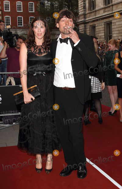 Alex James Photo - London UK  Alex James and Claire James at The GQ Men of the Year Awards at the Royal Opera House Covent Garden London 3rd  September 2013 RefLMK73-45141-040913 Keith MayhewLandmark MediaWWWLMKMEDIACOM