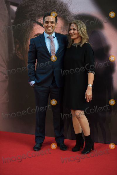 Arash Amel Photo - London UK Arash Amel  at   the Mayor Of Londons Gala and European Premiere of A Private War at The 62nd BFI London Film Festival at Cineworld Leicester Square London England UK on Saturday 20 October 2018 Ref  LMK370-S1695-211018Justin NgLandmark MediaWWWLMKMEDIACOM