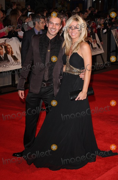Ashley Taylor Dawson Photo - London UK  Ashley Taylor Dawson and Karen McKay  at the UK premiere of the film Me and Orson Welles at the Vue West End cinema Leicester Square18 November 2009 Ref  Keith MayhewLandmark Media