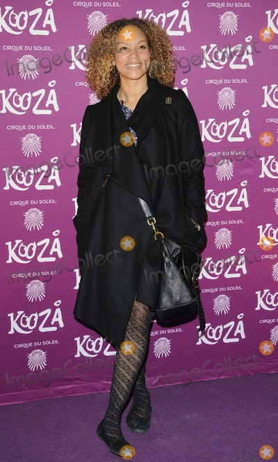 Angela Griffin Photo - London UK Angela Griffin at the Cirque du Soleil Kooza press night held at the Royal Albert Hall 8th January 2012Can NguyenLandmark Media