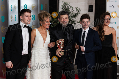Andy Serkis Photo - London UK Andy Serkis at  the EE British Academy Film Awards 2020 after party dinner -arrivals  at The Grosvenor Hotel on February 02 2020 in London EnglandRef  LMK399 -J6089-030220Robin Pope  Landmark Media WWWLMKMEDIACOM