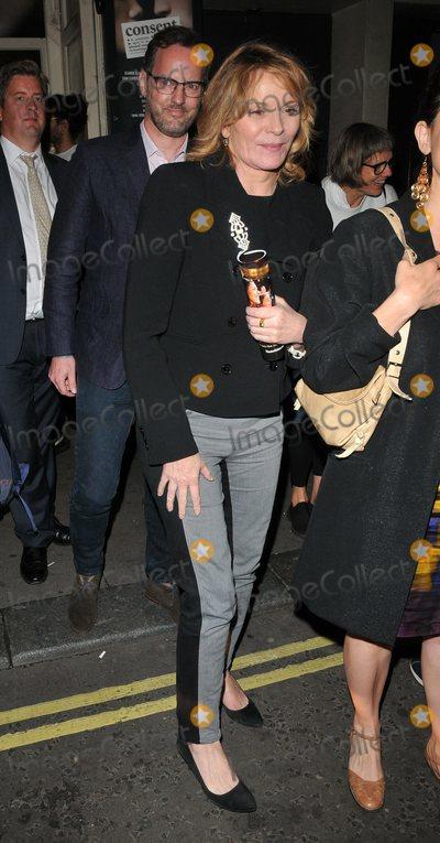 Kim Cattrall Photo - LondonUK  Kim Cattrall at the Consent press night The Harold Pinter Theatre Panton Street London England UK on Tuesday 29 May 2018RefLMK315-S1390-300518Can NguyenLandmark MediaWWWLMKMEDIACOM